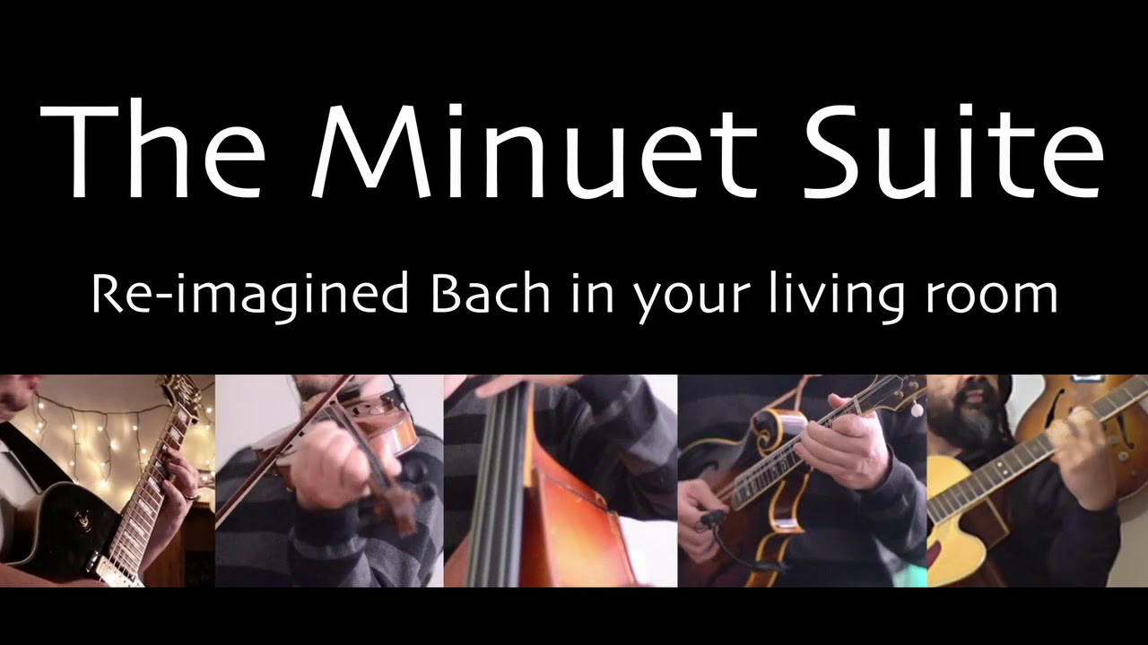 The Minuet Suite Re-imagined Bach Thumbnail